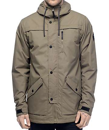 686 Parklan Flight Tobacco Insulated Snowboard Jacket