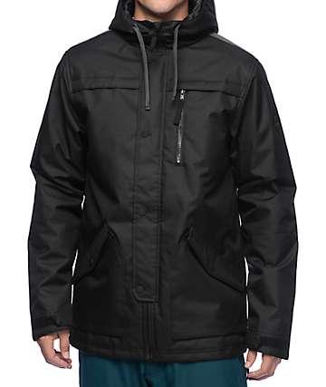 686 Parklan Flight chaqueta aislado en negro