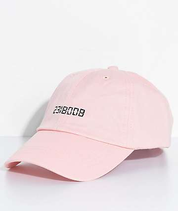 A-Lab 2318008 Pink  Strapback Hat
