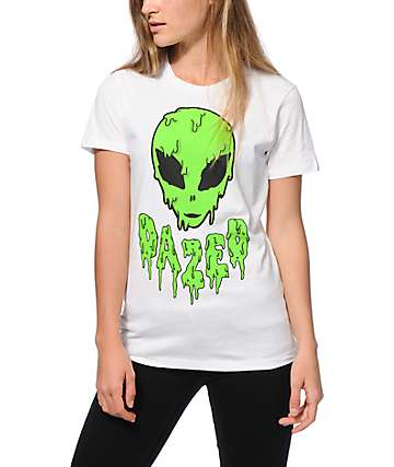A-Lab Alien Dazed T-Shirt