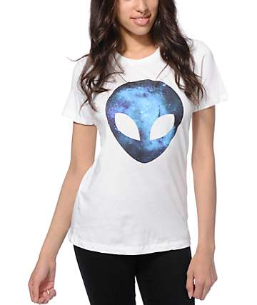 A-Lab Alien Galaxy T-Shirt