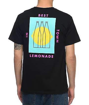 A-Lab Best In Town Black T-Shirt