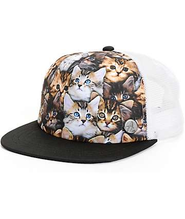 A-Lab Cat-A-Culture Trucker Hat