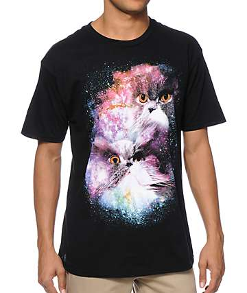 A-Lab Celestial Cats T-Shirt