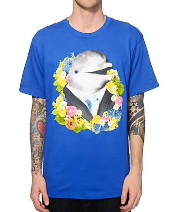 A-Lab Dolphin Business T-Shirt