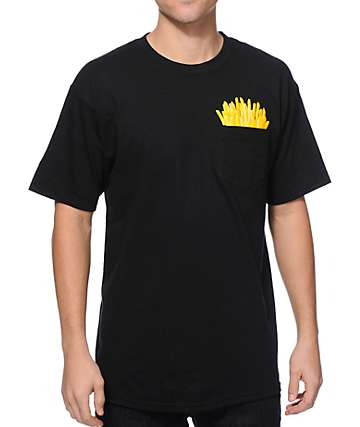 A-Lab Fry Supply Pocket T-Shirt