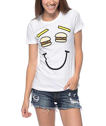A-Lab Happy Food Boyfriend T-Shirt