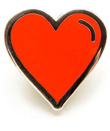A-Lab Heart Emoji Pin