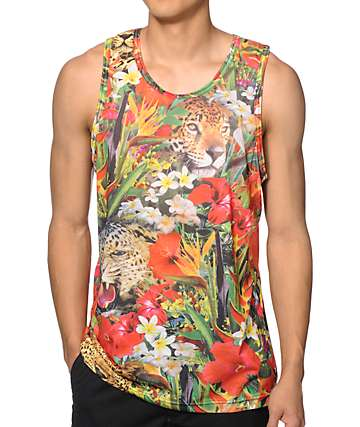 A-Lab Jungle Fever Sublimated Tank Top