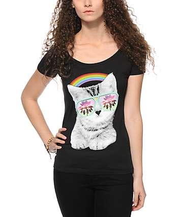 A-Lab Kitty Shades T-Shirt