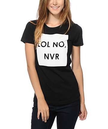 A-Lab LOL No NVR T-Shirt