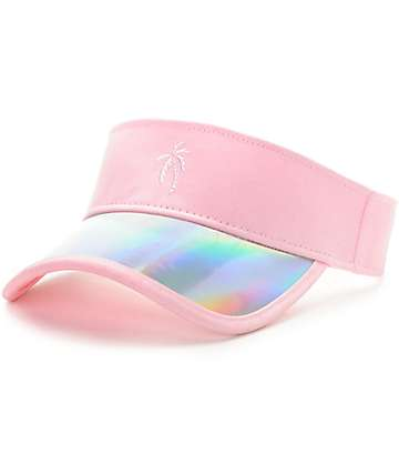 A-Lab Loretta Pink Visor