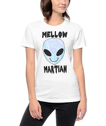 A-Lab Mellow Martian camiseta blanca