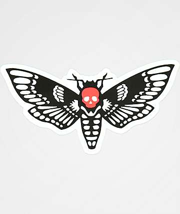 A-Lab Moth Sticker