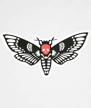 A-Lab Moth pegatina