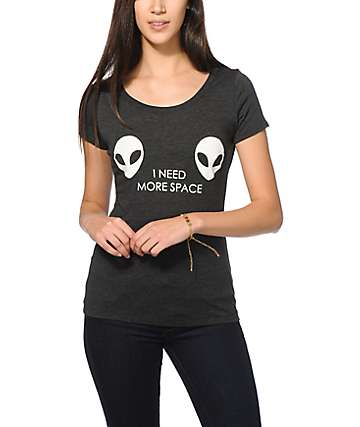 A-Lab Need Space Glow In The Dark T-Shirt