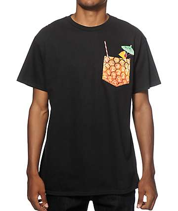 A-Lab Pina Colada Pocket T-Shirt