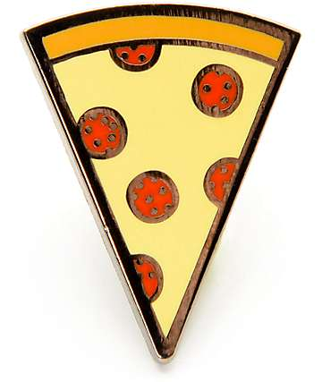 A-Lab Pizza Emoji Pin