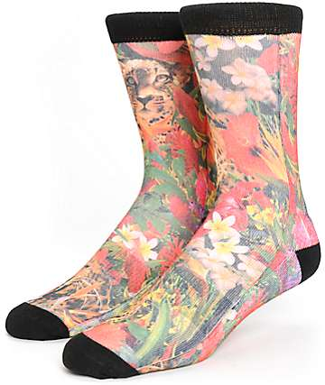 A-Lab Prowl Sublimated Crew Socks