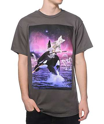 A-Lab Space Cat T-Shirt