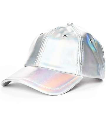 A-Lab Veda gorra strapback iridiscente