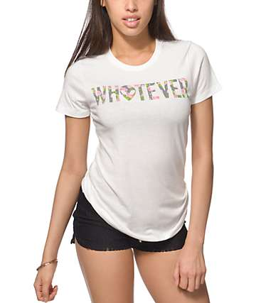 A-Lab Whatever Alien T-Shirt