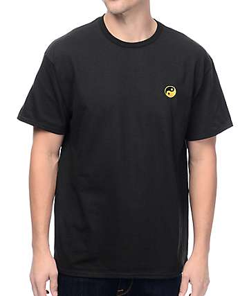 A-Lab Yin Yang Black T-Shirt