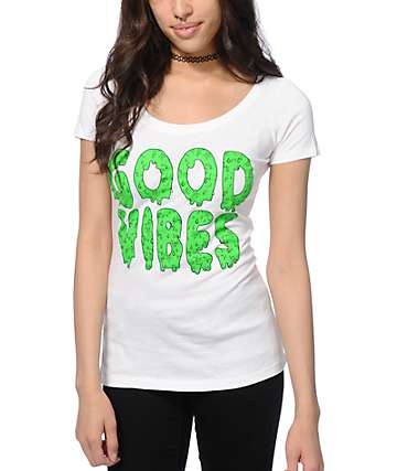 A-lab Drippy Good Vibes T-Shirt