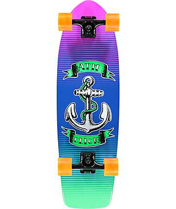 "ATM Anchor 29"" Cruiser Skateboard Complete"