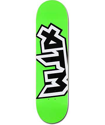 "ATM Logo 8.25""  Skateboard Deck"