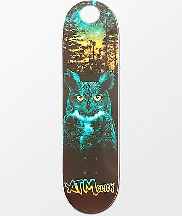 "ATM Lone Spirit Owl 8.25"" Skateboard Deck"