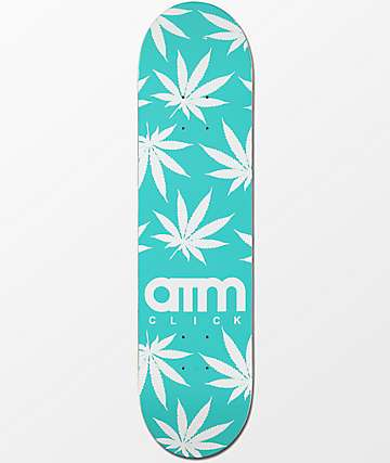 "ATM OG Mint 7.75""  Skateboard Deck"