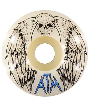 ATM Skull Wings 53mm Skateboard Wheels