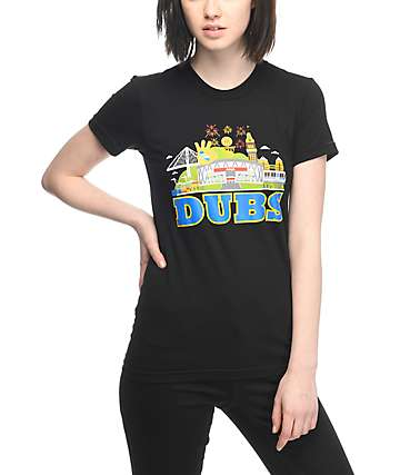 Adapt Dubs Black T-Shirt