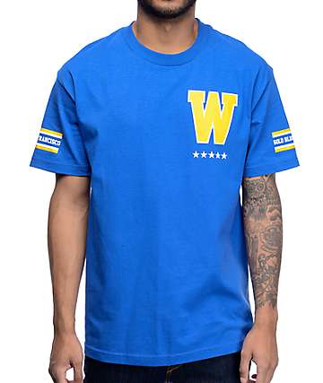 Adapt Gold Blooded Royalty 30 Blue T-Shirt