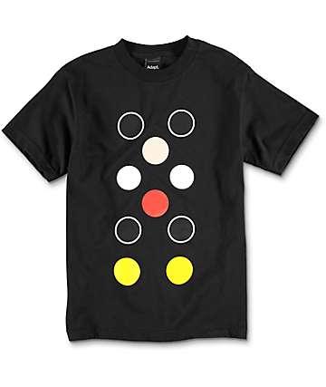 Adapt SF Dot Matrix Black T-Shirt