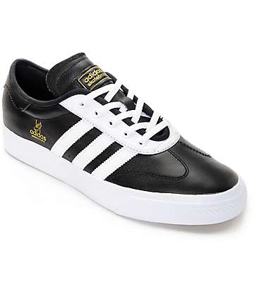 Adidas Adi Ease Universal zapatos de skate en blanco y negro