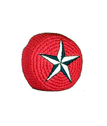Adventure Imports Nautical Star Footbag