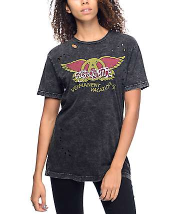 Aerosmith Permanent Vacay T-Shirt