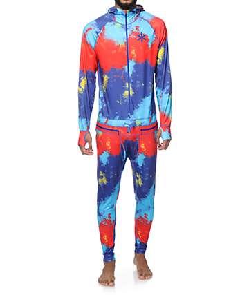 Airblaster Classic Tie Dye Ninja Suit