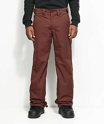 Airblaster Cranky Mahogany 15K Snowboard Pants