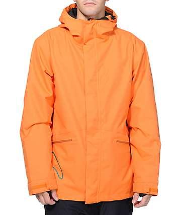 Airblaster Javier Orange 8K Snowboard Jacket