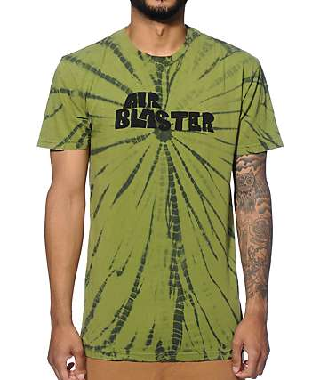 Airblaster Mystery Inc Tie Dye T-Shirt