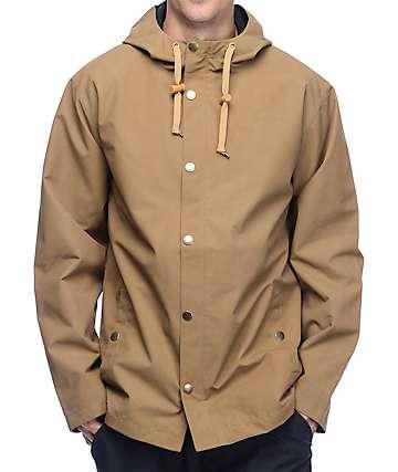Airblaster Rainbreaker Wax Camel Jacket