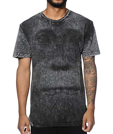Airblaster Sassy Face Acid Wash T-Shirt