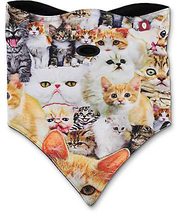 Airhole Meow Standard 2 Layer Face Mask
