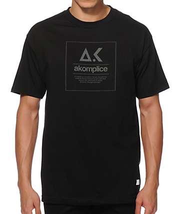 Akomplice 3M Box Logo T-Shirt