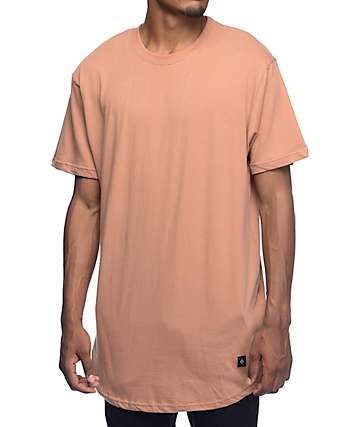 Akomplice Moan Elongated Desert T-Shirt