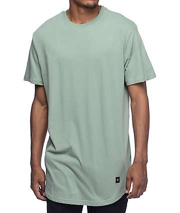 Akomplice Moan Elongated Sage T-Shirt