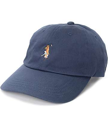 Akomplice OLOP Navy Baseball Hat